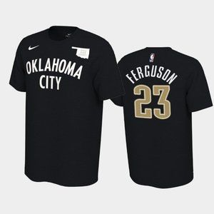 Thunder #23 Terrance Ferguson Earned T-Shirt